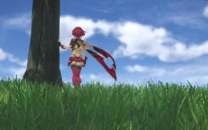 Xenoblade Chronicles 2 : 7 minutes de présentation en japonais