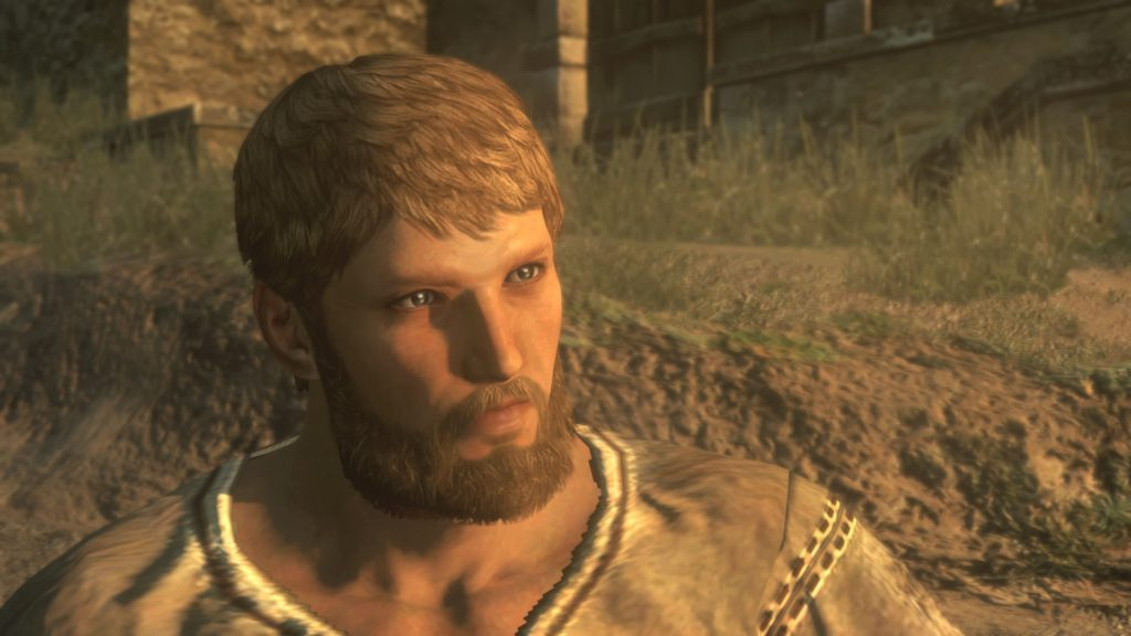 Dragon's Dogma Dark Arisen PS4 personnage