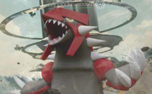 Pokémon GO : le Pokémon légendaire Groudon apparaît dans les…