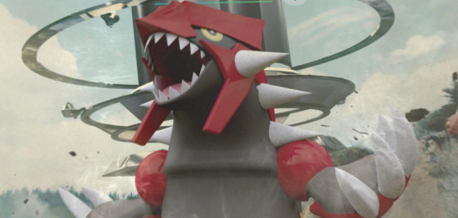 Pokémon Go Le Pokémon Légendaire Groudon Apparaît Dans Les