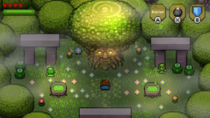 Test Blossom Tales the Sleeping King Switch