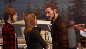 Test Life is Strange Before the Storm Episode 3 L'enfer est vide PS4 2