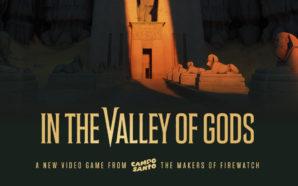 in the valley of the gods campo santo image a la une