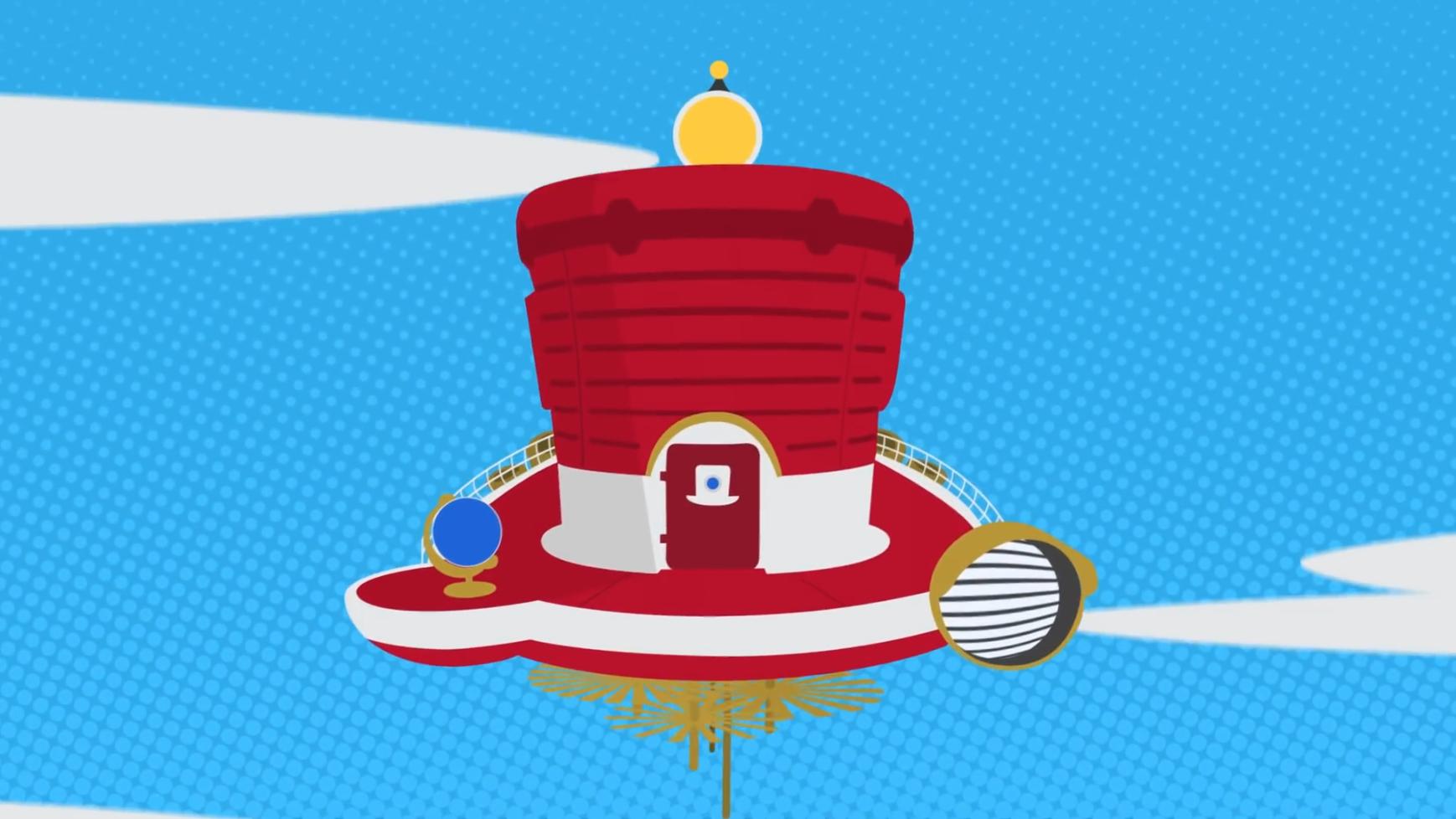 Un Fan De Mario Odyssey Créé Une Animation Pour Jump Up
