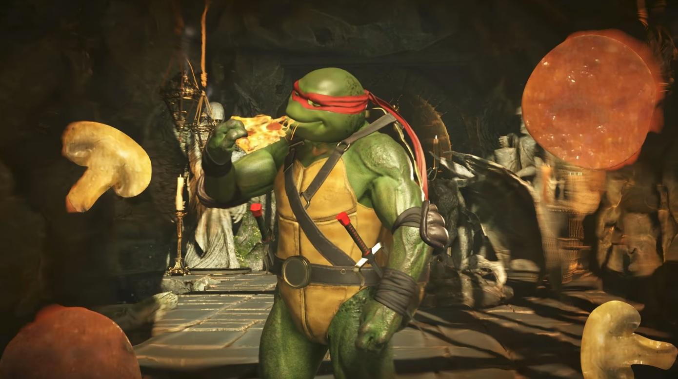 Tortues ninja image dans injustice 2 - Rat dans tortue ninja ...