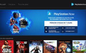 Le Playstation Now baisse un peu de prix