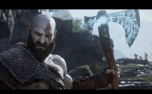 God of War fait sa pub