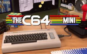 Commodore: The 64 Mini sort en toute discrétion