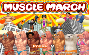 #RetroBBQ: Muscle March (Wii)
