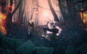 God of War : Kratos et Atreus ont du chien…