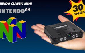 Nintendo annonce la N64 Classic Mini