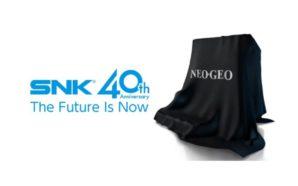 SNK vers une nouvelle Neo Geo!