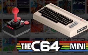 Test: La C64 Mini