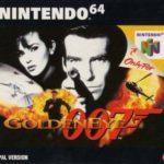 james bond golden eye nintendo 64