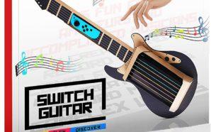 Switch Guitar: une guitare pour Nintendo Labo