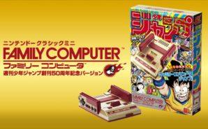 La Famicom Mini «Jump» s'offre un trailer + des news…