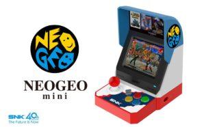 Neo Geo Mini: les prix et la date de sortie…