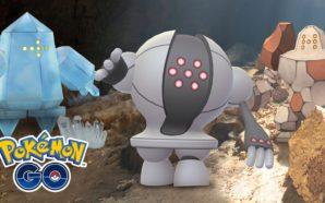 Pokémon GO : le Pokémon Légendaire Regice arrive dans les…