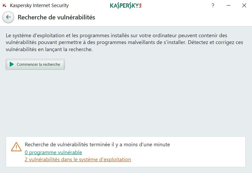 kaspersky-internet-security-recherche-vulnerabilite