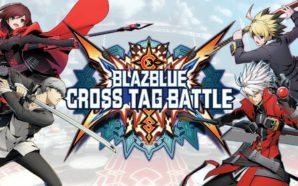 Test: Blazblue Cross Tag Battle