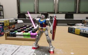 Test: New Gundam Breaker