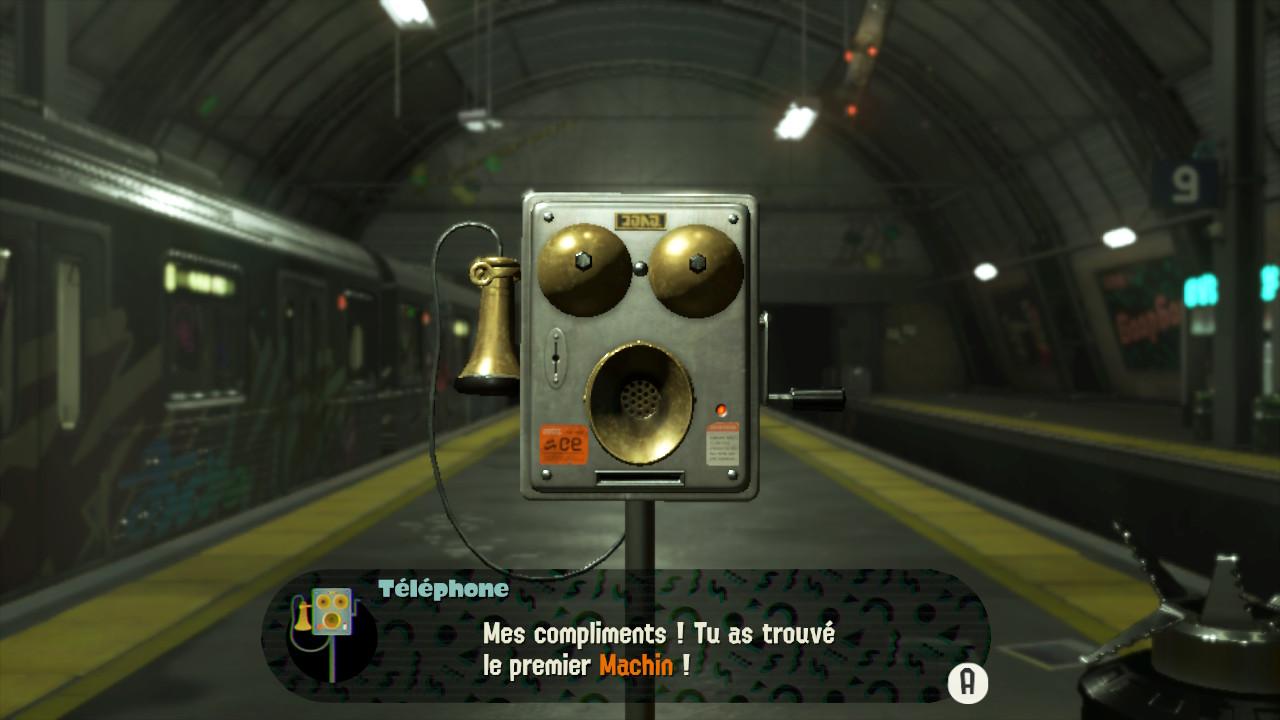 First Thang Splatoon 2