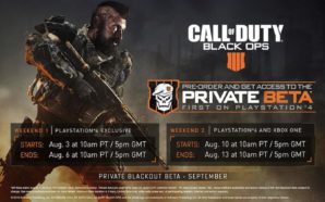 Call of Duty : Black Ops 4 donne les dates…