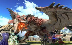 Final Fantasy XIV accueillera le Rathalos (de Monster Hunter :…