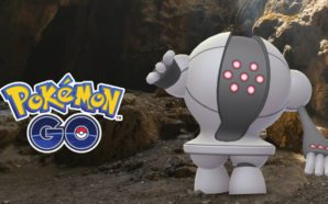 Registeel envahit les Arènes de Pokémon GO