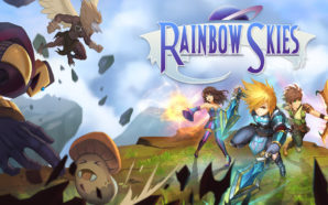 Test : Rainbow Skies