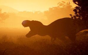 Jurassic T-rex PS4