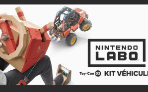 Nintendo Labo Toy-Con 03 annoncé