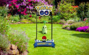 Pokémon GO : Germignon sera dans le prochain Community Day…