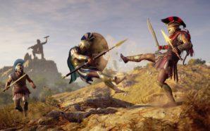 Assassin's Creed Odyssey et son trailer de lancement