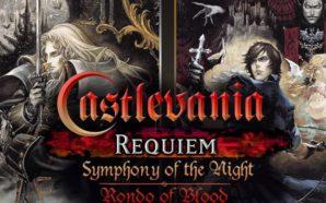 Castlevania Requiem annoncé sur PS4