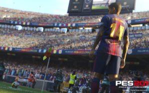 Test: Pro Evolution Soccer 2019