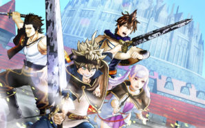 Gameplay : Black Clover Quartet Knights – Asta et puis…