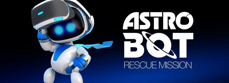 Fiche de Jeu Astro Bot Rescue Mission