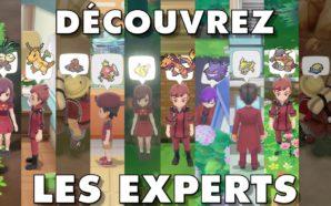 Pokémon : Let's Go, Pikachu et Évoli présentent leurs Experts