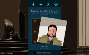 Reigns est servi à la sauce Game of Thrones