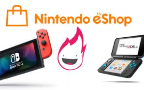 Sorties Nintendo eShop de la semaine