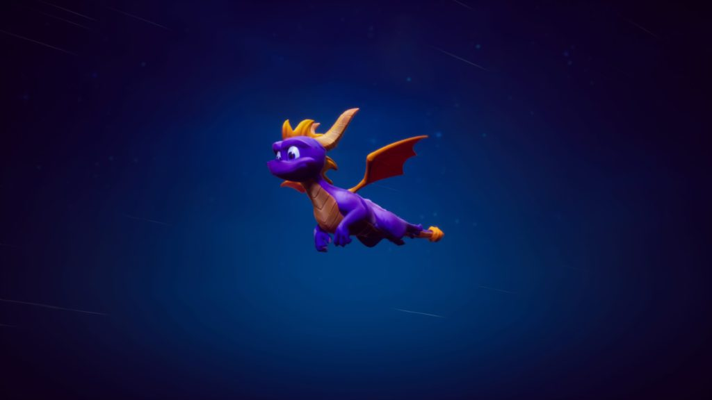 Test Spyro Reignited Trilogy PS4