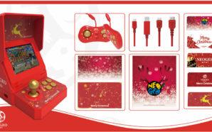 #WTF: Une Christmas Limited Edition pour la Neo Geo Mini