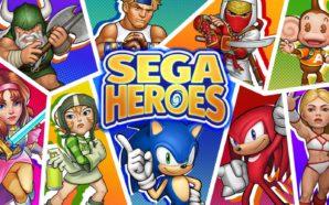 Gameplay : Sega Heroes – Des joyaux et de la…