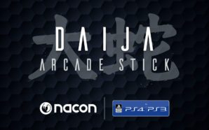 Le stick Arcade Nacon DAIJA est disponible
