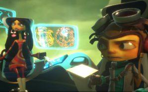 Un trailer pour Psychonauts 2
