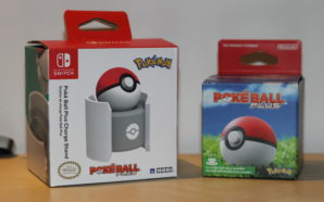 Test: Pokéball Plus et son stand de charge Hori