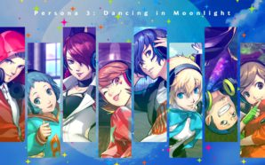 Persona 3: Dancing in Moonlight wallpaper