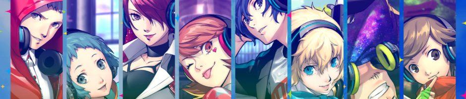 Persona 3: Dancing in Moonlight wallpaper