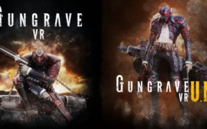 Gameplay: GUNGRAVE VR: Loaded Coffin Edition
